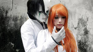 Ulquiorra Cifer and Inoue Orihime - You Are Mine by SailorMappy