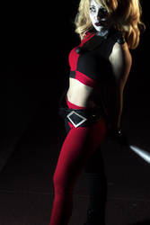 Harley Quinn Assault On Arkham Cosplay by SailorMappy
