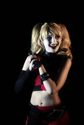 Assault On Arkham Movie Harley Quinn Cosplay by SailorMappy