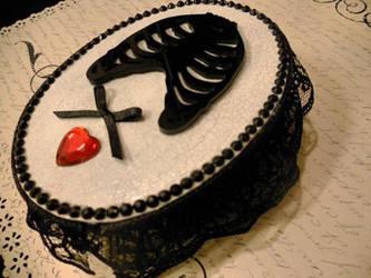 'Lovely Bones' gift box by Lola--Ebola