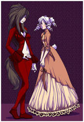 Wolf in sheeps clothing by zambicandy