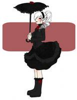 Umbrella by zambicandy