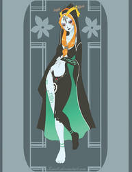 Midna by zambicandy