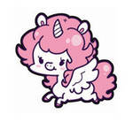 Horned pegasus charm pre order by zambicandy
