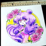 Watercolor commissions by zambicandy