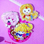 glow in the dark 80a charms by zambicandy
