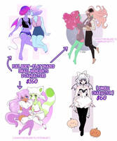 Commissions open sale! Limited time by zambicandy