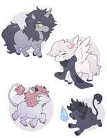 Pones by zambicandy