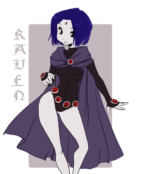 Raven by zambicandy