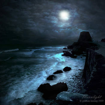 .: moonlight :. by GokhanKaraag
