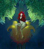 Poison Ivy by evcik