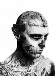 Rick Zombie Genest by MaryMaryLP
