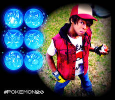 Pokemon Trainer Cosplay by xeternalflamebryx