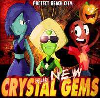 Steven Univese - The New Crystal Gems. by xeternalflamebryx