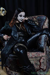 The Crow (Eric Draven) Cosplay by Chex33