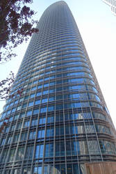 Salesforce Tower by Trisaw1