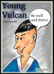 Young-Vulcan by Trisaw1