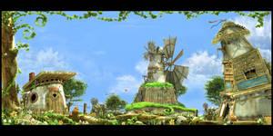 Harvestplace PrintVersion by ZawYeMyint1