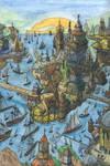 Atlantis by Phoenix74n