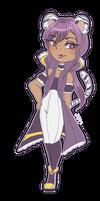 Mew Lavender by sanchoyo