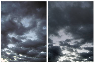 lup-stock skies by lup-stock
