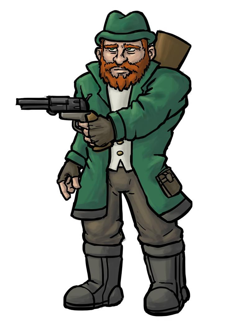 Dnd Gunslinger Wwwtollebildcom