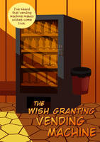The wish granting vending machine - 01 by Detrah