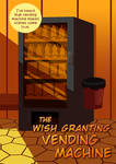 The wish granting vending machine - 01 by Detrah