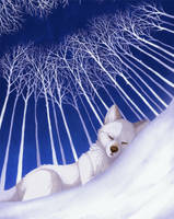 Frosty nap by Detrah