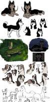 comic concepts by Detrah