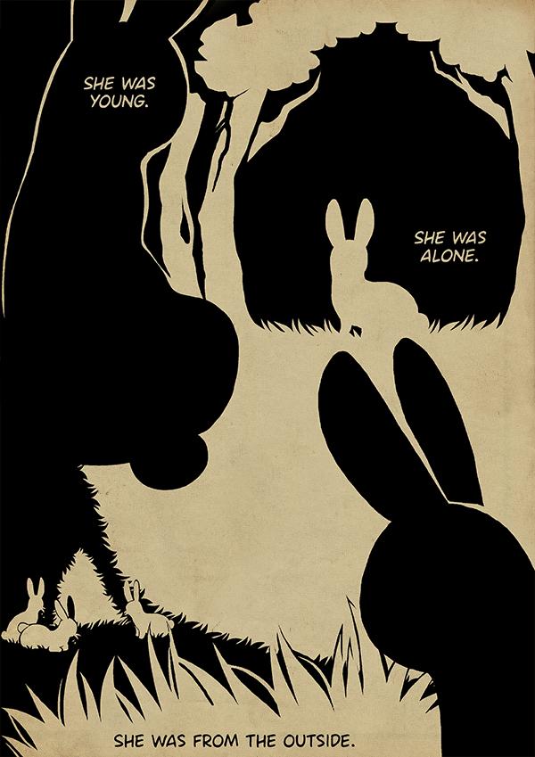 Rabbit Hole - 76 by Detrah