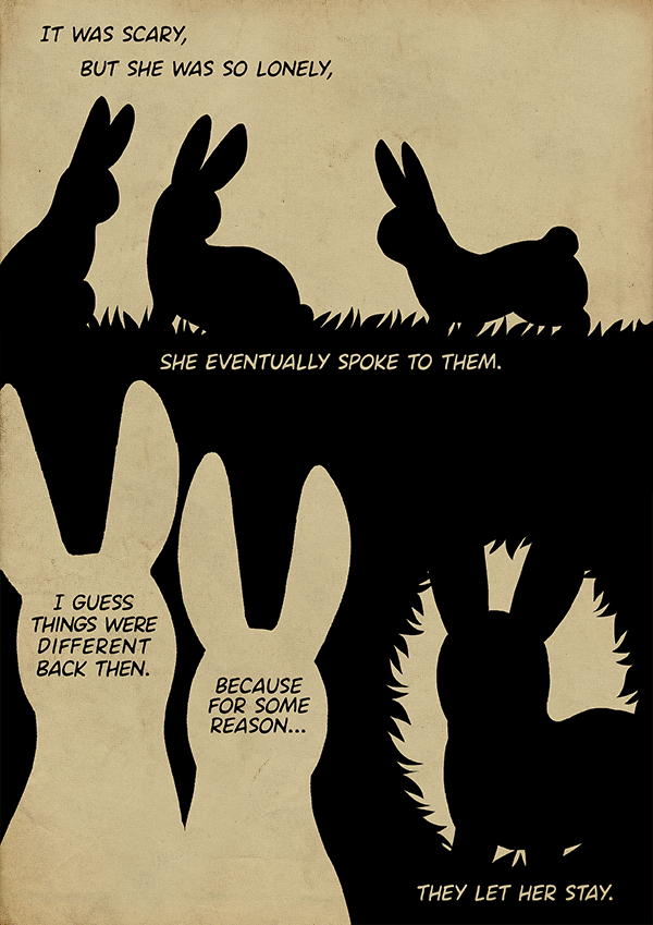 Rabbit Hole - 77 by Detrah