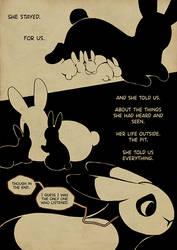 Rabbit Hole - 79 by Detrah