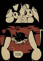 Rabbit Hole - 81 by Detrah