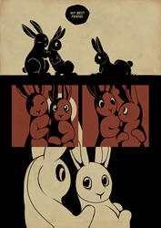 Rabbit Hole - 83 by Detrah