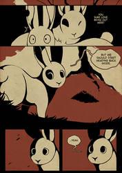 Rabbit Hole - 87 by Detrah
