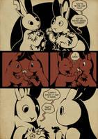 Rabbit Hole - 89 by Detrah