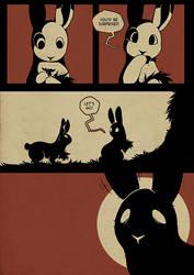 Rabbit Hole - 90 by Detrah