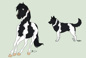 Bandit Ref by Plants-And-Tattoos