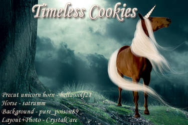 Timeless Cookies by CrystalCare