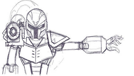 Vile sketch by Phantosanucca