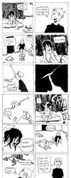 12 Hour Comic Part One by ninamo