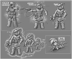 Making Bootleg Overwatch Action Figures by Redflare500