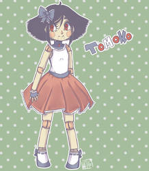 Tomoko by kurodo-j