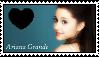 Ariana Grande Stamp! by xRandomGurl