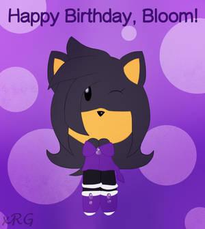Chibi Kuroi~ (For BloomPhantom) by xRandomGurl