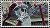 Haunted Mansion Holiday Stamp (Jack Skellington)! by xRandomGurl