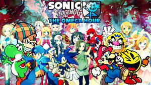 Sonic The Hedgehog: The Omega Hour by xRandomGurl