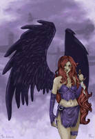 Night Goddess by NEPi