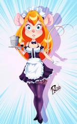 Maid Gadget by erohd